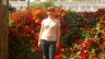 Me in front of some Bougainvillea a few blocks from the National Museums yesterday…